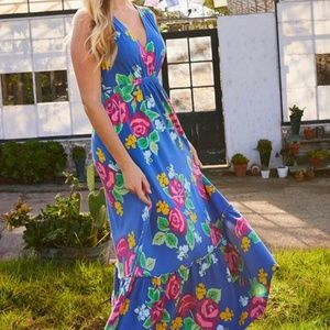 Dream Weaver Maxi Dress